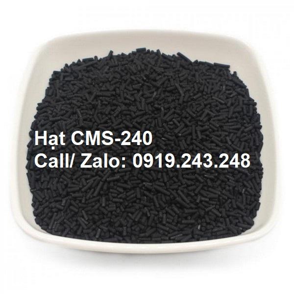 CMS-240 HẠT CMS (CARBON MOLECULAR SIEVE)