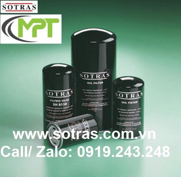 LỌC NHỚT SOTRAS SH8715
