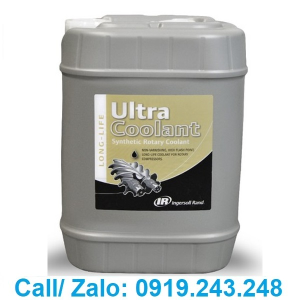 DẦU ULTRA COOLANT 39433743 (209L)