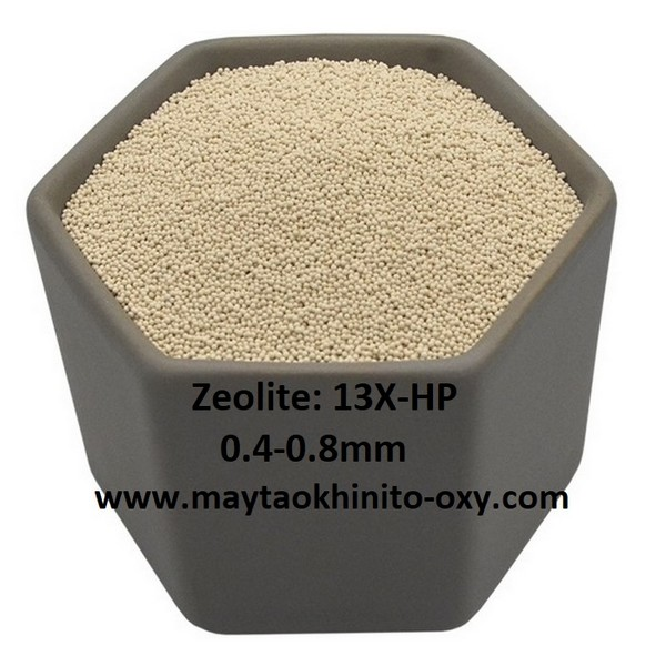 HẠT ZEOLITE 13X-HP (0.4-0.8 MM)